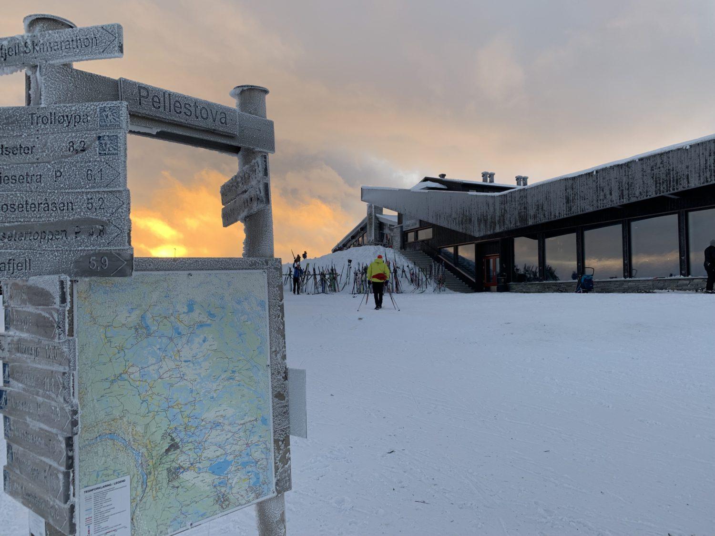 Pellestova Hotell, Hafjell